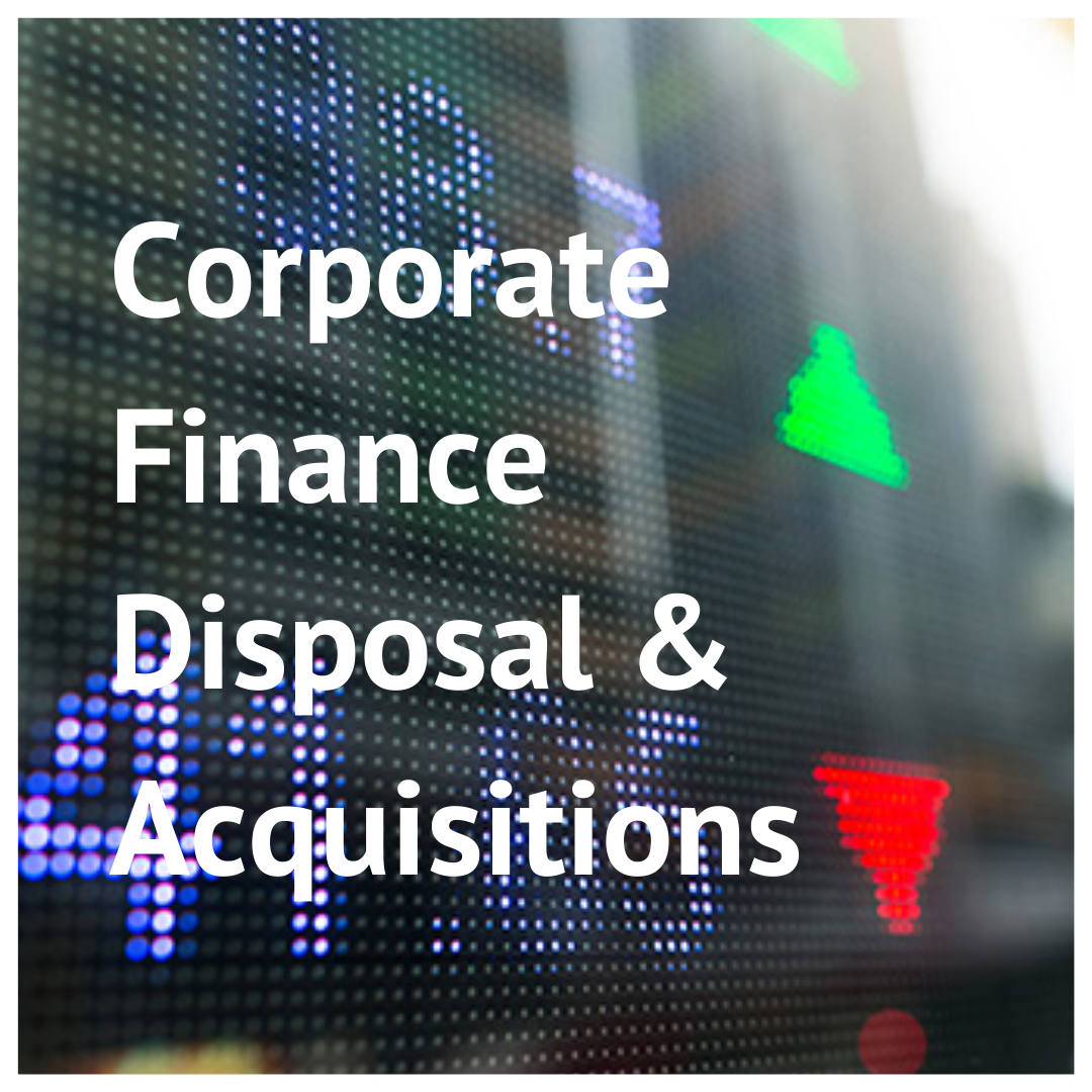 corporate finance - Home